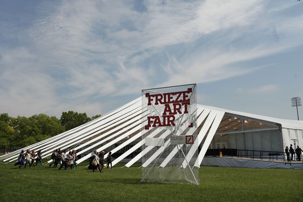 Frieze Week in New York