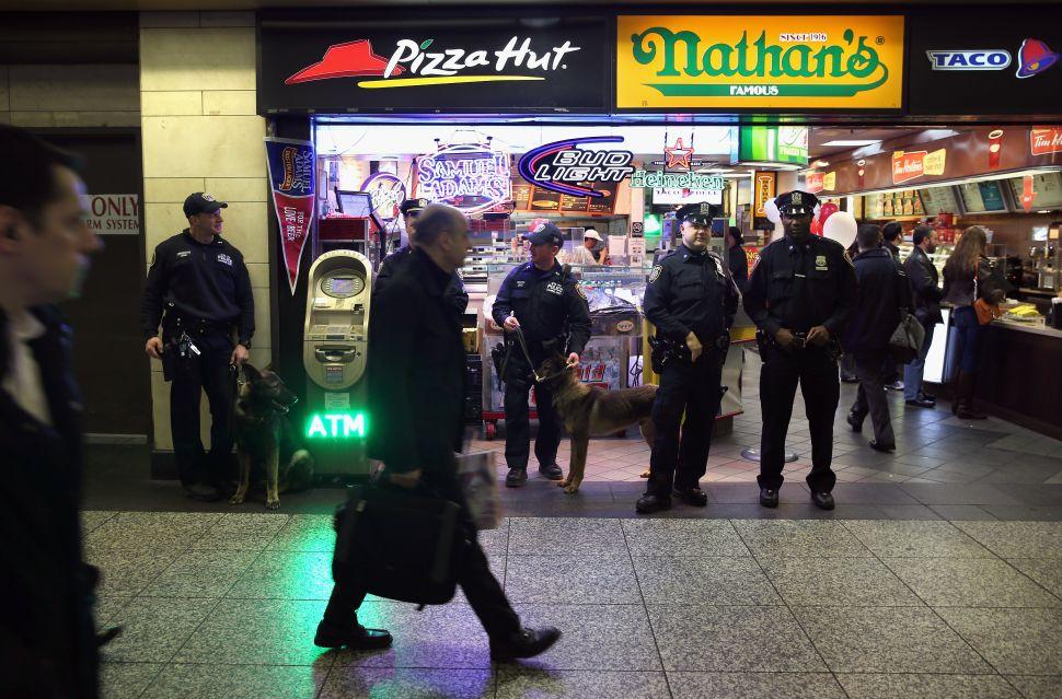 Not So Fast Food: Penn Station Kicks Out Franchise Giants