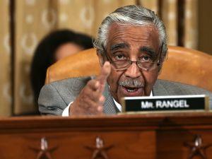 Congressman Charlie Rangel. (Photo: Alex Wong/Getty Images)