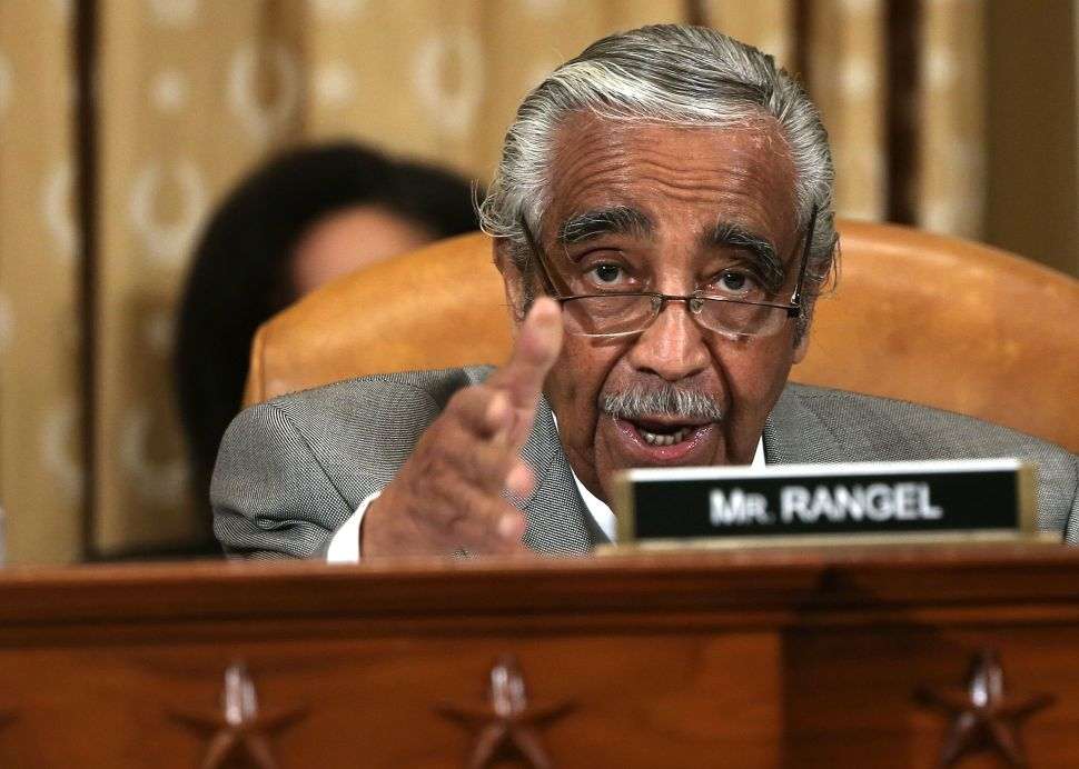 Carolyn Maloney to Fund-Raise for Charlie Rangel