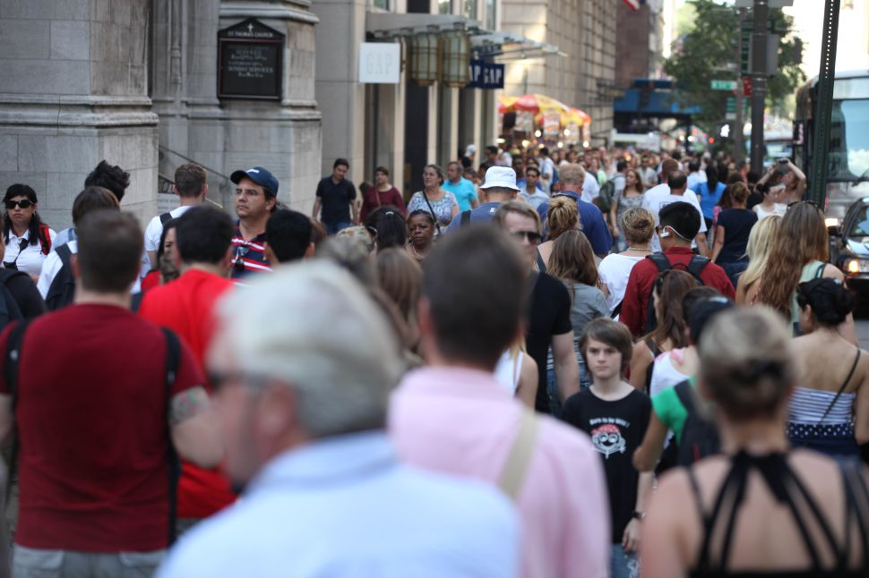 Boom! New York City Population Continues Incredible Surge