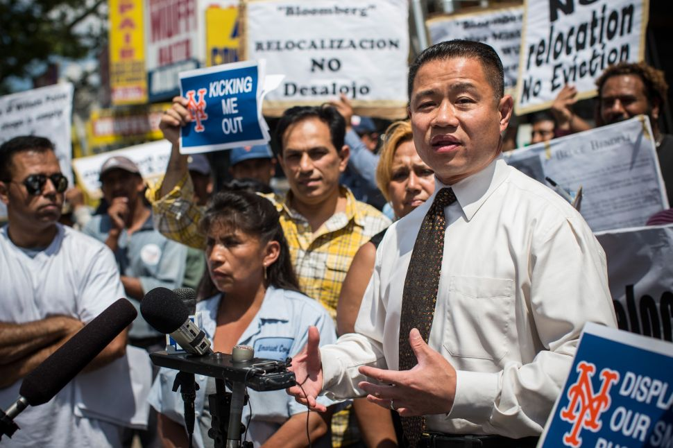 John Liu Will Kick Off Campaign Against Tony Avella Tomorrow