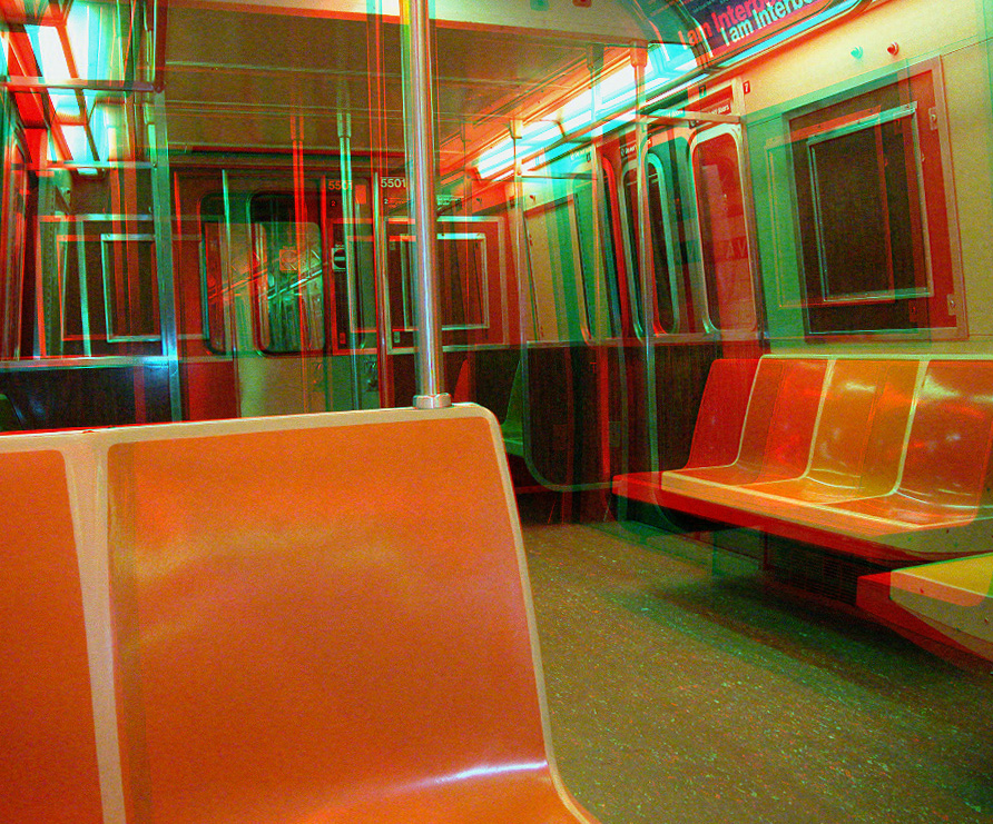 Off the Rails: MTA Looks to New Technology to Please 'Entitled' Millennials