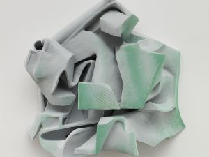 'Untitled' (2014) by Fecteau. (Courtesy the artist and Matthew Marks Gallery)