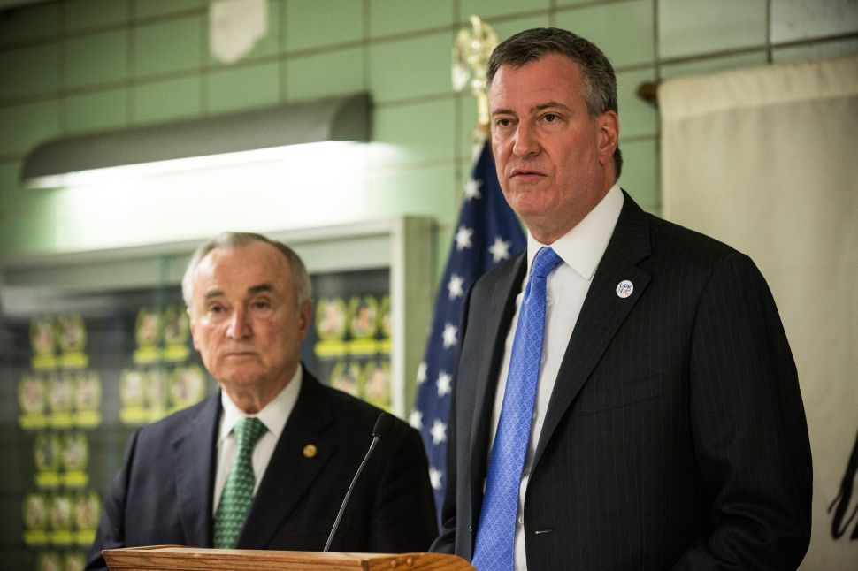 Bill de Blasio Vows Thorough Investigation Into Eric Garner's Death in NYPD Custody