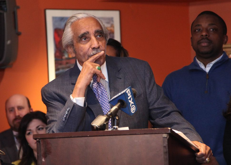 Rangel Partners With Messaging App Frankly to Start Digital Dialogue