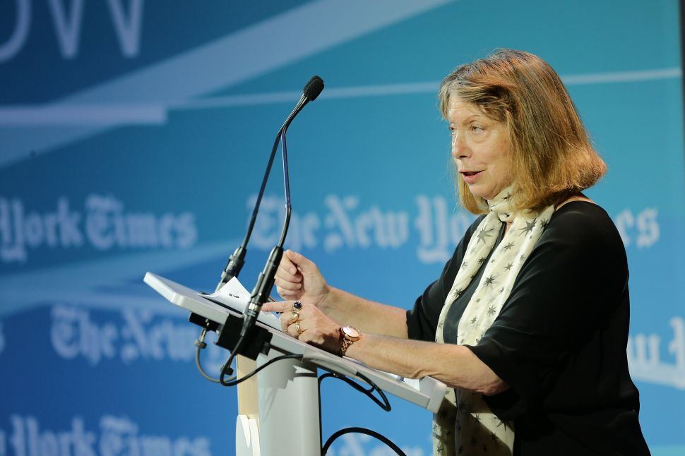 Jill Abramson's Firing Spawns Call for Salary Transparency in Media