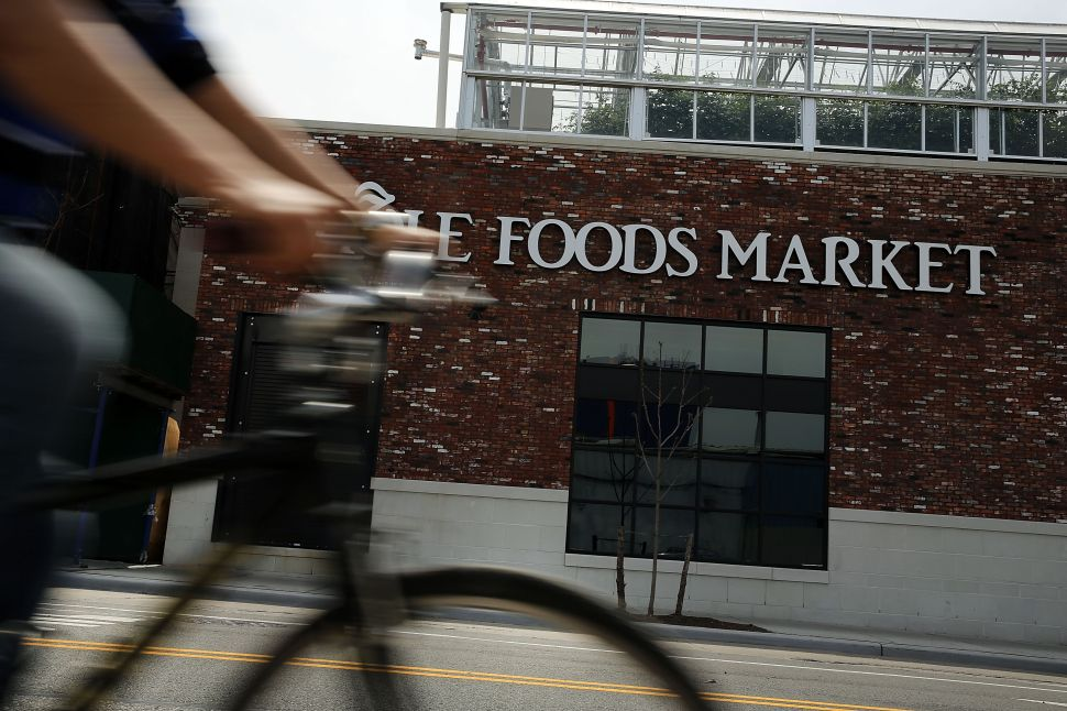 Whole Paycheck Foods? Delivery Workers Sue Grocery Chain for 'Stolen' Tips