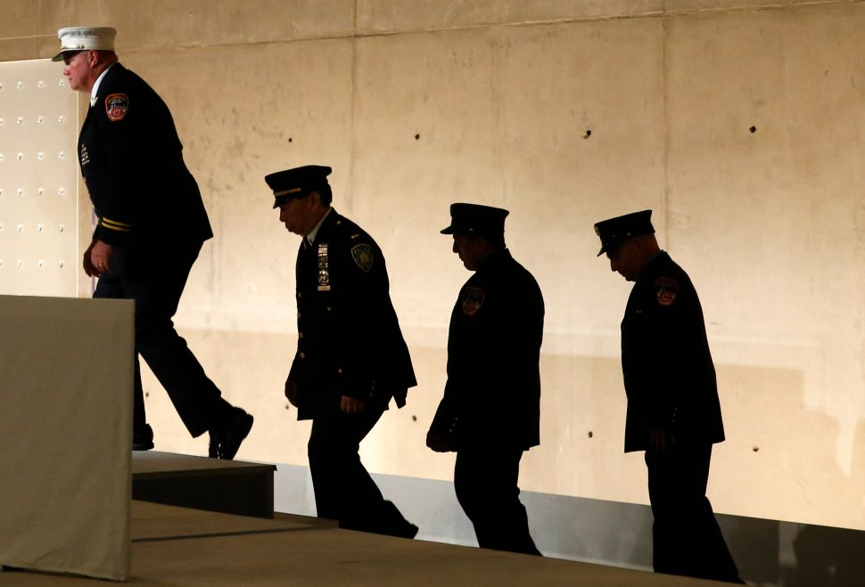 The Most Powerful Images From Today's 9/11 Museum Dedication