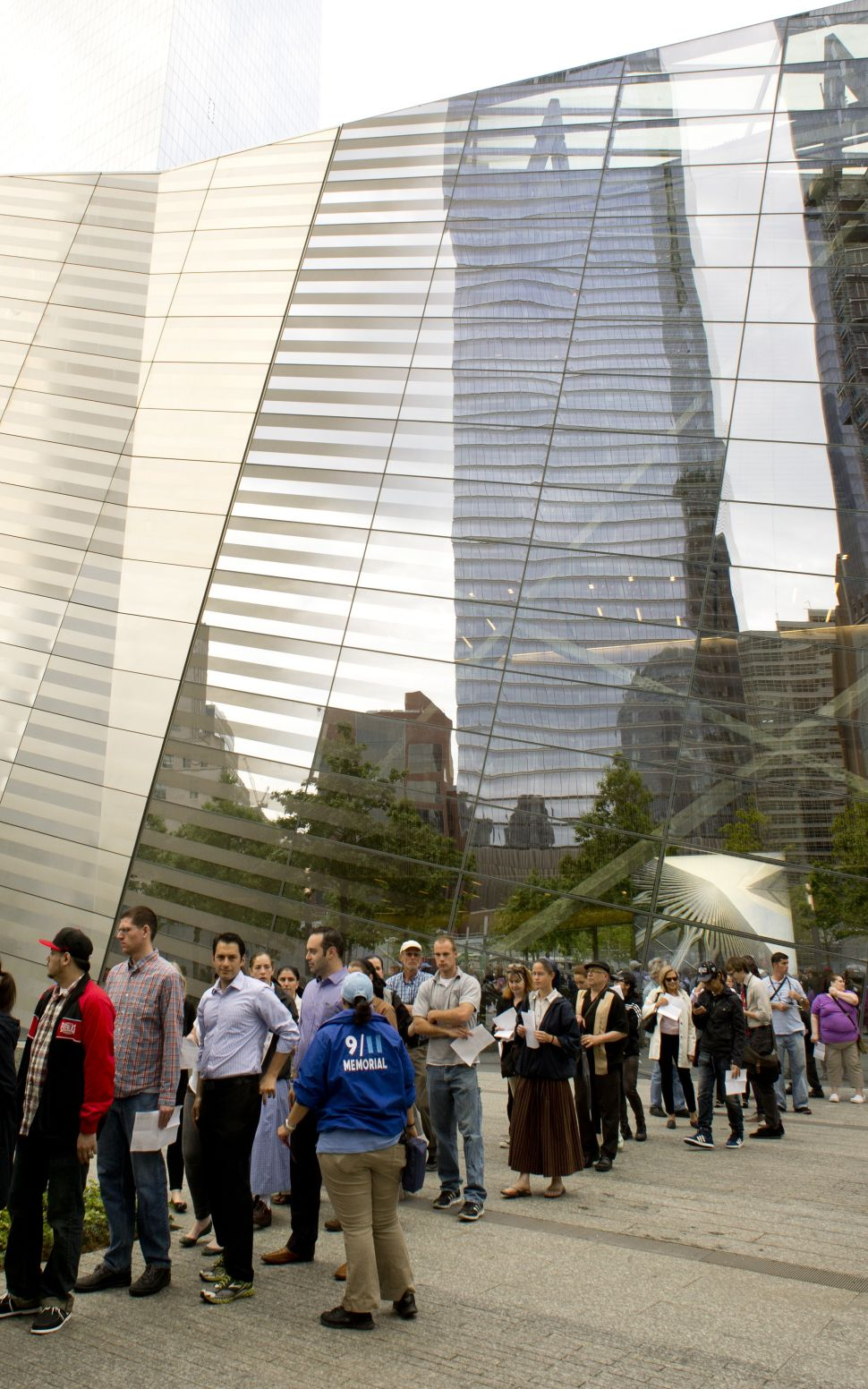 Feta Up: 9/11 Museum Pulls Cheese Plate From Gift Shop