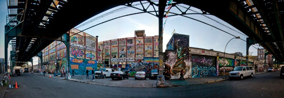 New Yorkers Have Nothing Better to Do Than Complain About Graffiti