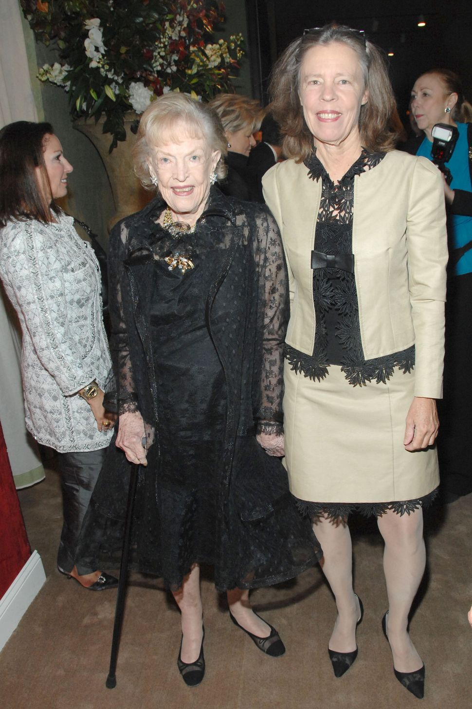 Decorating Maven and Champion of 'Wasp Chic' Betty Sherrill Passes Away