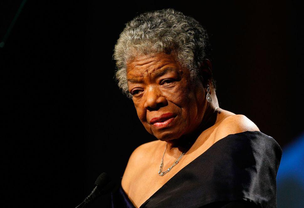 Poet Maya Angelou Dies at 86