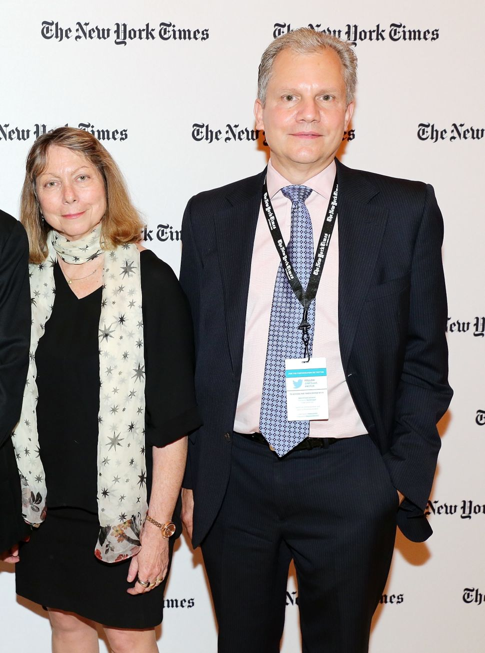 Source Confirms Abramson's High Profile Annoyed Sulzberger