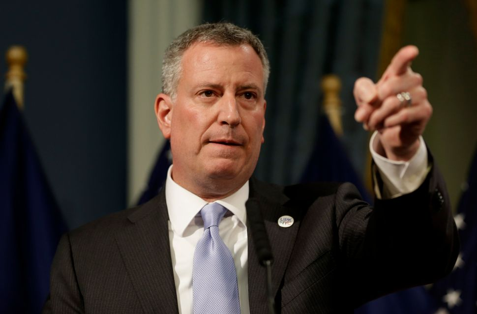 Bill de Blasio Has No Regrets About Declaring LICH 'Saved'