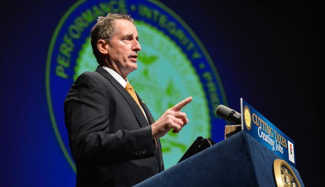 Lt. Gov. Bob Duffy. (Photo: Flickr/N.Y. Governor's Office)