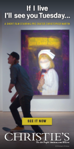 Christie's Makes Gritty, Underbelly-Esque Skateboarding Video to Preview Forthcoming Gritty, Underbelly-Esque Auction