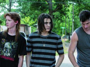 Seth Meriwether, James Hamrick and Brandon Carroll, from left.