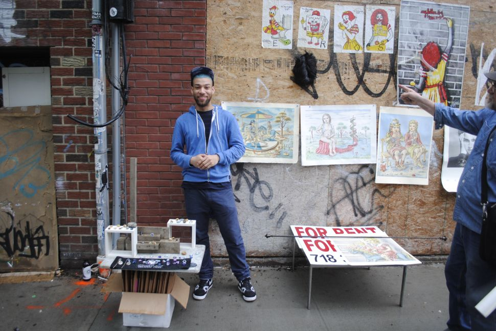 The Battle of Bedford: Williamsburg Store Owners Square Off Against Street Vendors