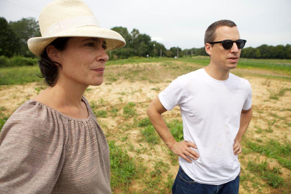 Andrew Feinberg and Francine Stevens