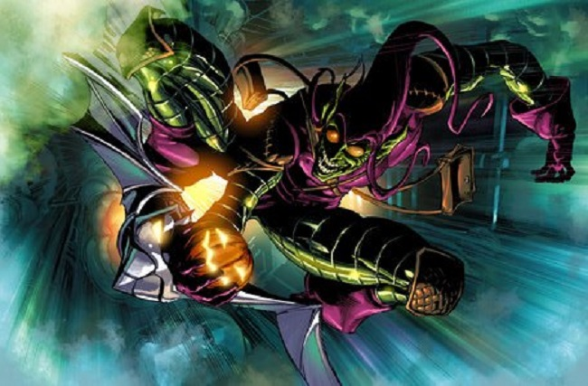 The Green Goblin Is a Williamsburg Trust Fund Baby