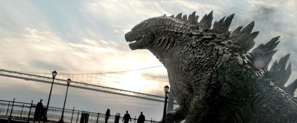 Sympathy for the City-Smusher in Gareth Edwards' 'Godzilla'