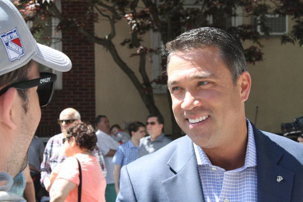 Michael Grimm Blames Barack Obama For His Fraud Indictment