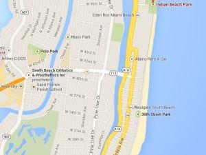 The future home of Pulse in Miami Beach. (Google Maps)