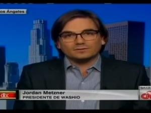 Jordan Metzner started a burrito chain in Argentina. Without knowing Spanish. (CNN en Español screencap)