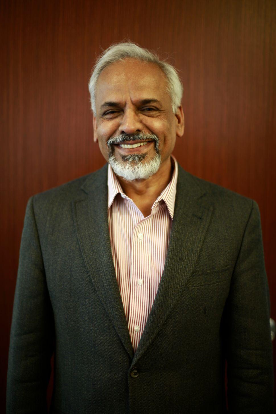 K. R. Sreenivasan