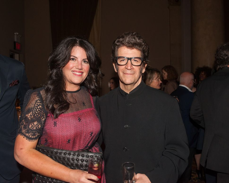 Monica Lewinsky Was a Tween Fan of Robert Longo and Other Lessons From the Kitchen Gala