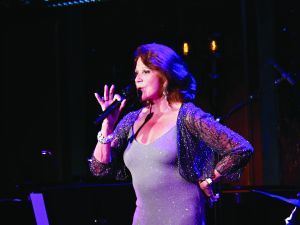 Linda Lavin performs at 54 Below on September 17, 2012 in New York City. (Photo by Cindy Ord/Getty Images for 54 Below)