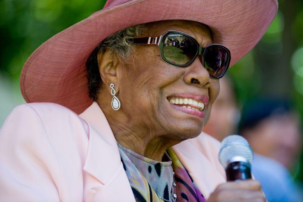 Maya Angelou's 17 Most Inspirational Tweets