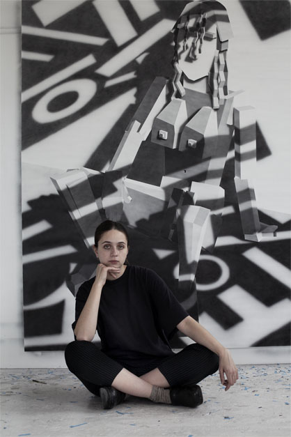 Brush Up: Avery Singer on Her Shows at Frieze New York and Kunsthalle Zurich