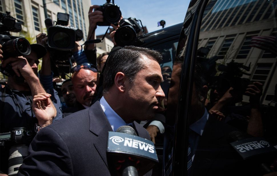 Geraldo, Grimm Rage Against Long Island Assembly Candidate