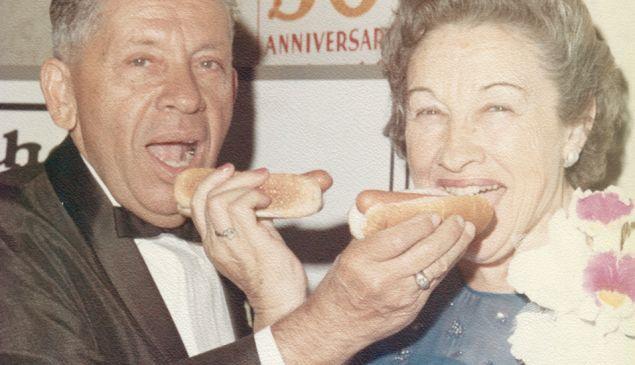 Nathan and Ida Handwerker. (Photo via Tribeca Film Festival)