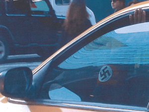 The cabbie in question. (Courtesy of the ADL)
