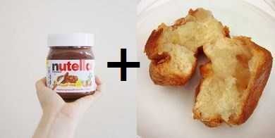 Nutella Cronut Holes to Shake Up the Very Fabric of Being