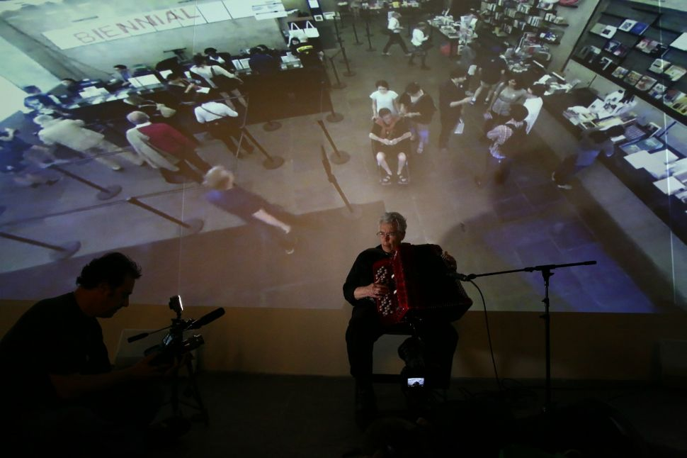 Sound and Vision: Composer Pauline Oliveros Closes Out the 2014 Whitney Biennial