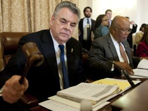 Congressman Pete King. (Photo: Saul Loeb for Getty Images)