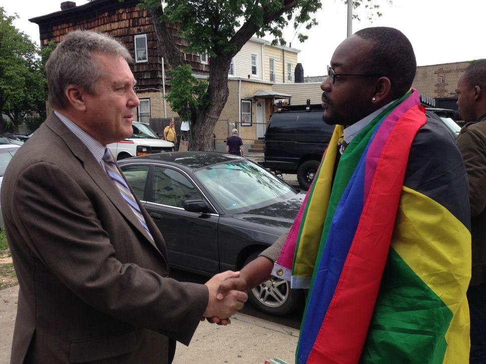 Queens Councilman Wants Homophobic Singer's Concert Shut Down