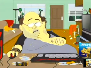 The South Park episode that changed one former neckbeard's life. (Screengrab: YouTube)