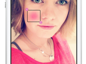 Just buying some blush might be easier. (Screenshot via Selfie-app.com)