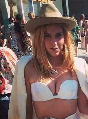 ICYMI: Scout Willis Introduced the Lower East Side to Her Breasts