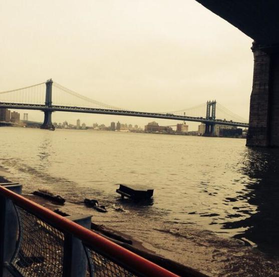 Phantom Piano Haunts the East River