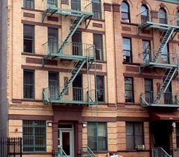 The Bainbridge, a supportive housing facility in Bedford Stuyvesant. (New Destiny Housing)
