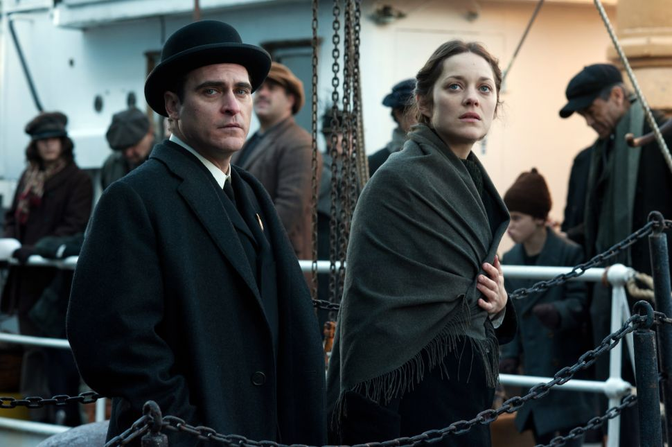 James Gray Turns His Lens to 1920s New York in 'The Immigrant'