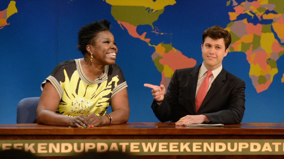 tvRoundup: Leslie Jones Responds After Slave Joke on 'Weekend Update'