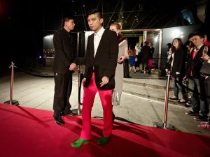 Bloggers like Bryanboy make hundreds of thousands of dollars through their style blogs. (Andrew Ross/Getty Images)