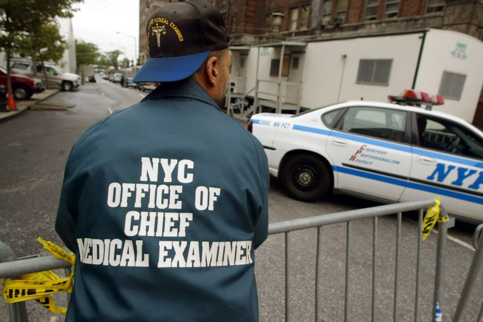 NYC Medical Examiner Cremates Wrong Body